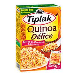 TIPIAK - Quinoa Délice