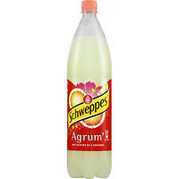 SCHWEPPES - Agrumes aux saveurs 1,5L