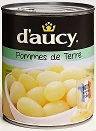 DAUCY - Pommes de Terre