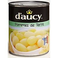 DAUCY - Pommes de Terre 800g