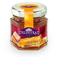 DELPEYRAT - Compotée d'oignons & miel d'acacia