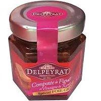 DELPEYRAT - Compotée de figues & vinaigre de Xeres