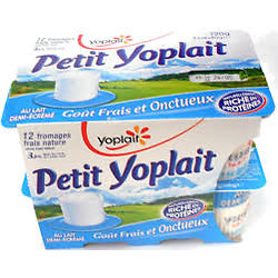 YOPLAIT - Petit Suisse