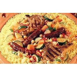 OVALIE - Couscous Royal