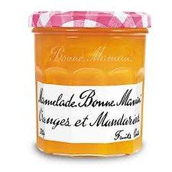 BONNE MAMAN - Marmelade - Oranges et Mandarines