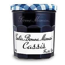BONNE MAMAN - Gelée - Cassis