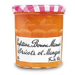 BONNE MAMAN - Confiture - Abricots et Mangues