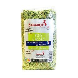 SABAROT - Pois Cassés De nos Producteurs de France