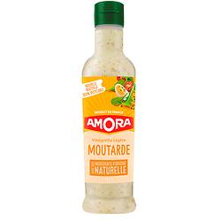 AMORA - Vinaigrette Légère Moutarde 100% naturelle