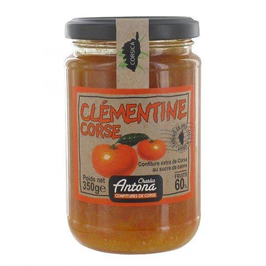 CHARLES ANTONA - Confiture Clementine  Corse BIO