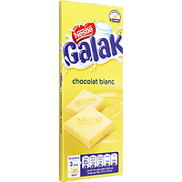 GALAK - Chocolat Blanc 100G