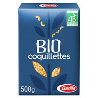 BARILLA - Coquillettes BIO 500G