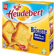 HEUDEBERT - Biscottes
