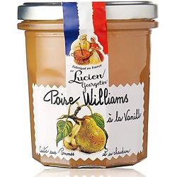 LUCIEN GEOGELIN Confiture de Poire Williams à la Vanille