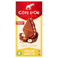 CÔTE D'OR - Lait Praliné Croustillant
