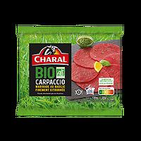 CHARAL - Carpaccio Bio Marinade Basilic & Citron
