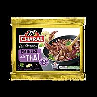CHARAL - Émincés de Boeuf à la Thaï