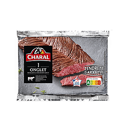 CHARAL - 1 X Onglet de Boeuf DLC 04/05