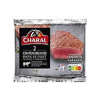 CHARAL - 2 X Chateaubriands dans le Filet