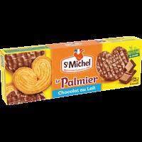 St MICHEL - Le Palmier Chocolat au Lait