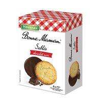 BONNE MAMAN - Sablés Chocolat Noir
