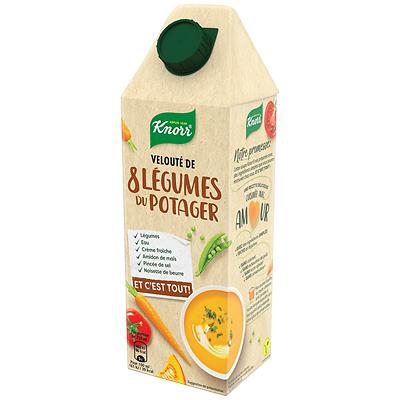 KNORR - Velouté de 8 Légumes du Potager