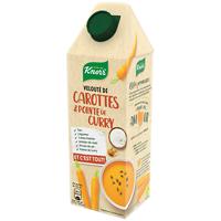 KNORR - Velouté de Carottes et Pointe de Curry