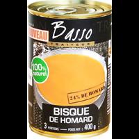 BASSO - Bisque de Homard 400g