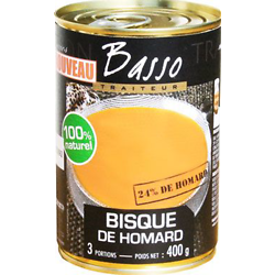 BASSO - Bisque de Homard