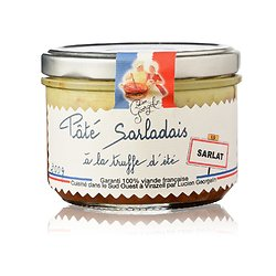 LUCIEN GEORGELIN - Pâté Sarladais - Truffe d'été