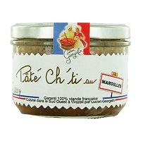 LUCIEN GEORGELIN -  Pâté Ch'ti au Maroilles