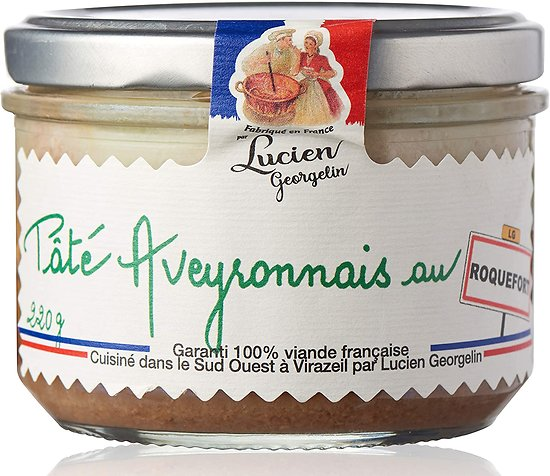 LUCIEN GEORGELIN - Pâté Aveyronnais - Roquefort