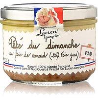 LUCIEN GEORGELIN - Pâté du Dimanche au Foie de Canard - 20% Foie Gras