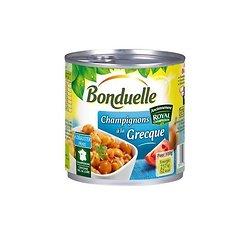 BONDUELLE - Champignons à la Grecque
