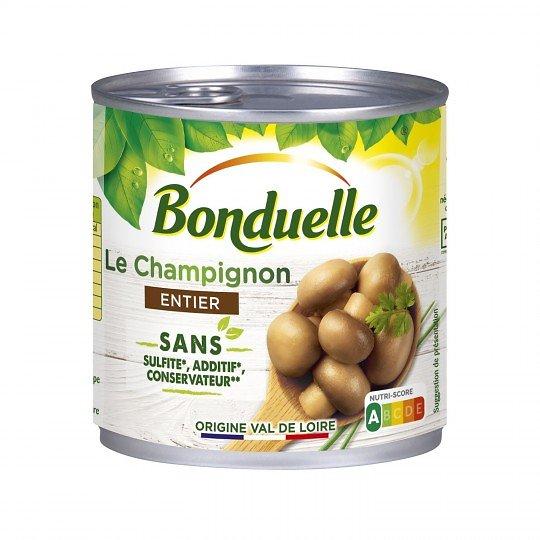 BONDUELLE - Le Champignon Entier