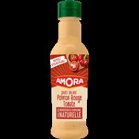 AMORA -  Sauce Salade - Poivron Rouge / Tomate