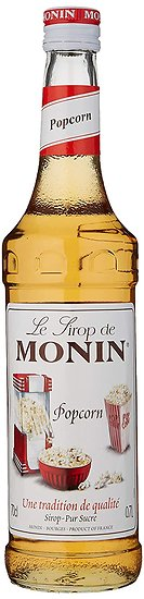 MONIN - Sirop de Popcorn