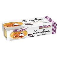 BONNE MAMAN - Crème Brulée - à la Vanille Naturelle