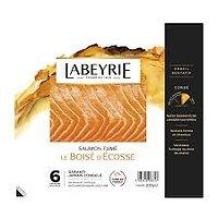 LABEYRIE - Saumon Fumé  6 Tranches