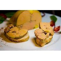 OVALIE - Foie Gras de Canard Artisanal - Mi Cuit 500g