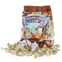 DUPONT D'ISIGNY - Caramel Durs Crème