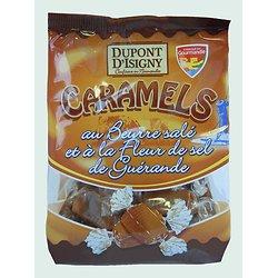 DUPONT D'ISIGNY - Caramels - au Beurre Salé et à la Fleur de Sel de Guérande