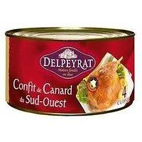 Confit de Canard 4 cuisses Delpeyrat