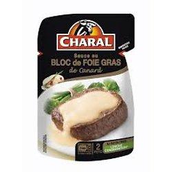 CHARAL - Sauce Foie Gras