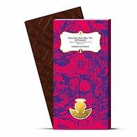 MAISON BONAGE - Chocolat Noir Bio 70% & Fenouil - 75g