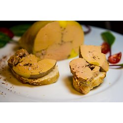 OVALIE - Foie Gras de Canard Artisanal - Mi Cuit 300g