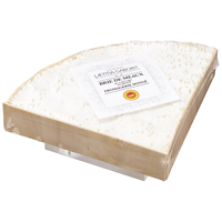 Brie de Meaux AOP 3/4 affiné 750 g environ Laëtitia Gaborit