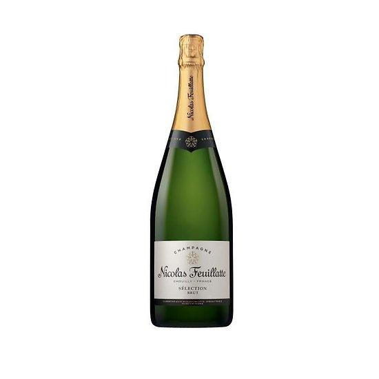 NICOLAS FEUILLATE - Champagne Brut - Magnum 1,5L