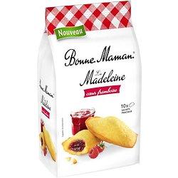 BONNE MAMAN - La Madeleine - Coeur Framboise