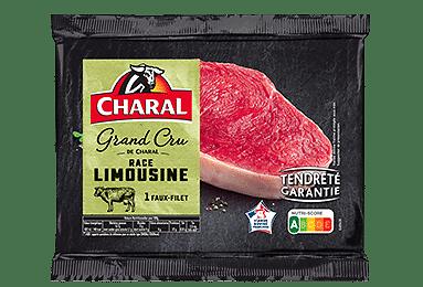 CHARAL - Faux-filet Grand Cru Race Limousine